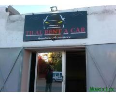 Tilal rent a car