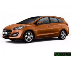 HYUNDAI  I30  2017 Disponible En Location OSBN RENT CAR